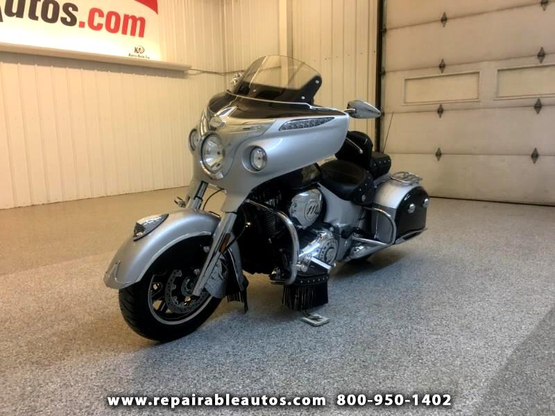 2017 Indian Chieftain Repairable Misc Scratches