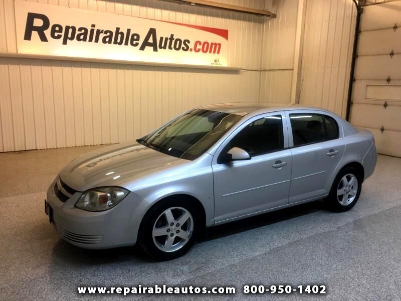 2009 Chevrolet Cobalt LT Repairable Hail Damage