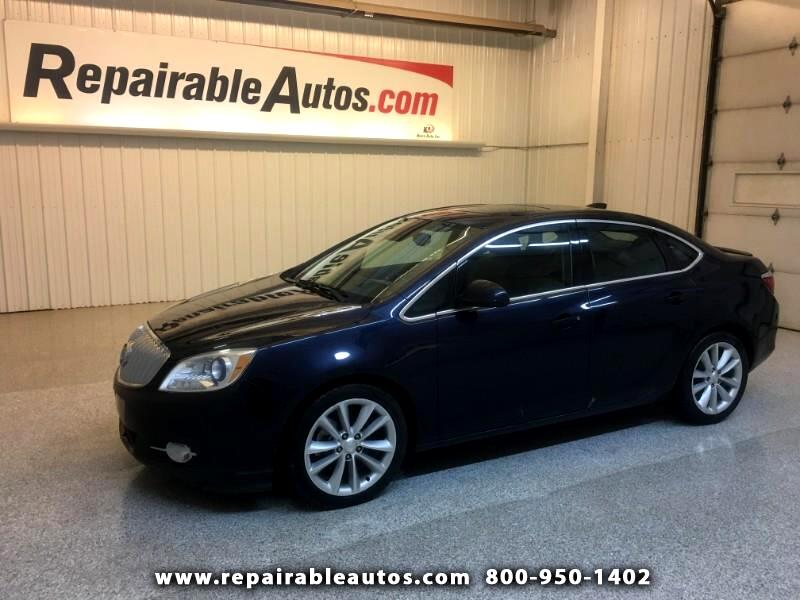 2015 Buick Verano Repairable Hail Damage