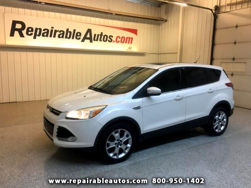 2013 Ford Escape SEL AWD Repairable Hail Damage