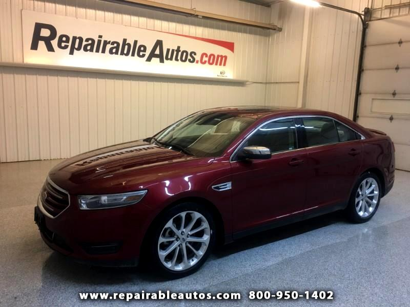 2014 Ford Taurus Limited Repairable Hail Damage