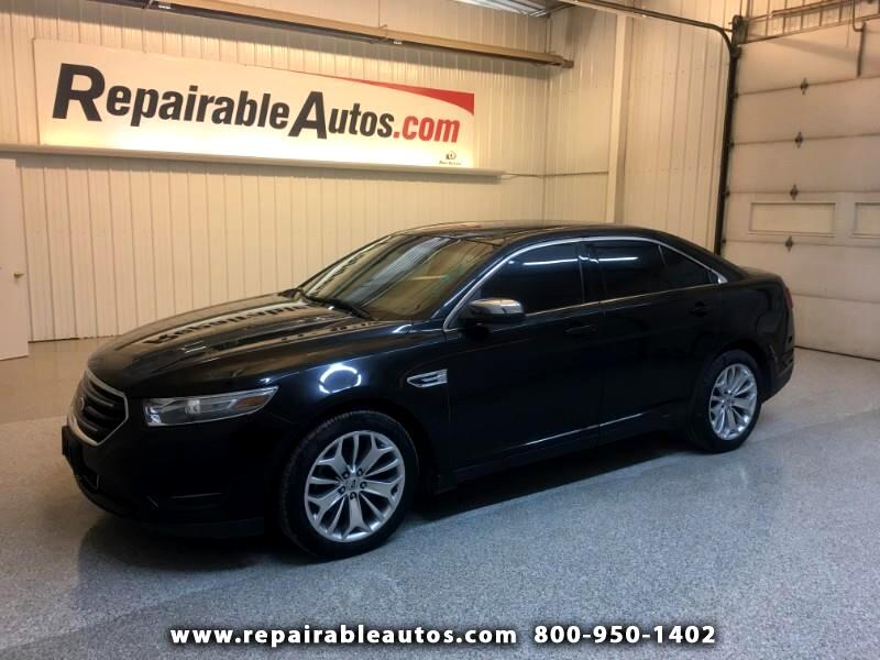 2013 Ford Taurus Limited Repairable Hail Damage