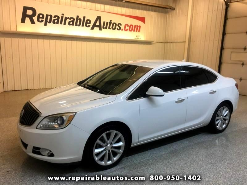 2014 Buick Verano Repairable Theft Damage