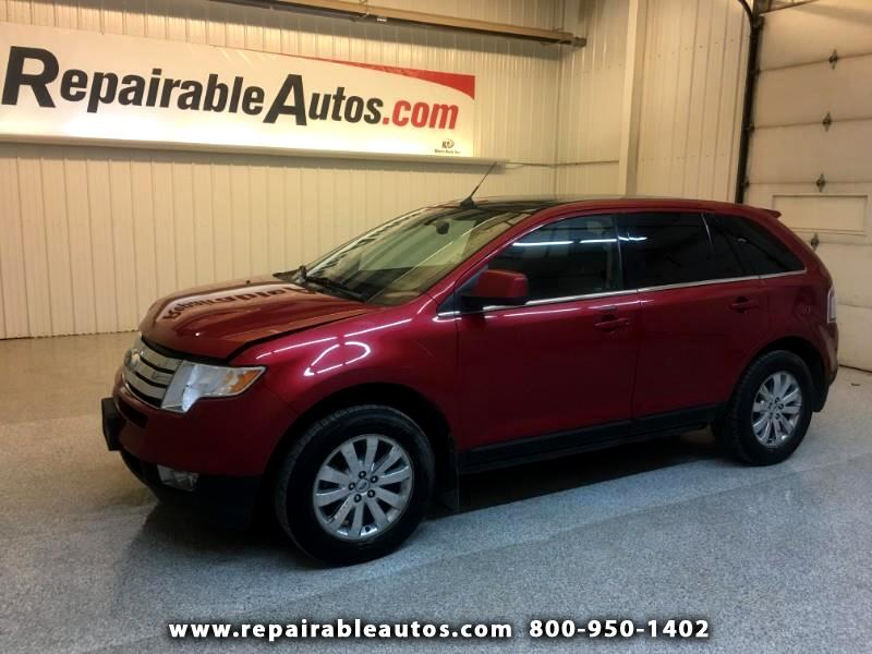 2010 Ford Edge Limited AWD Repairable Front Damage