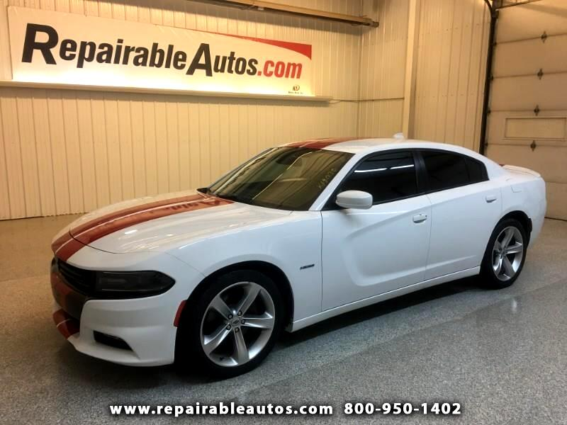 2017 Dodge Charger R/T Repairable Water Damage
