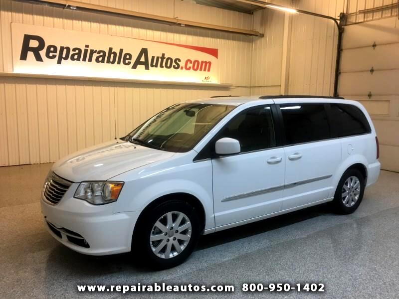 2014 Chrysler Town & Country Repairable Water Damage