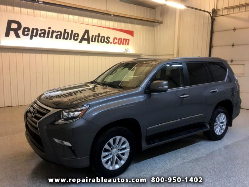 2014 Lexus GX 460 Repaired Collision Damage