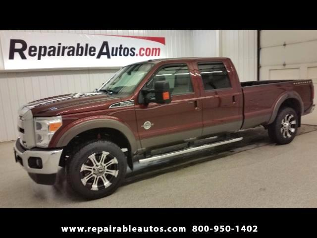 2015 Ford F-250 SD Repaired Rear Collision