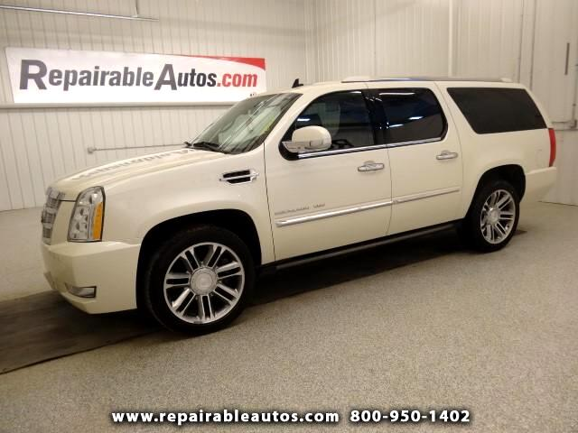 2014 Cadillac Escalade ESV AWD Repaired Theft Revin Damage