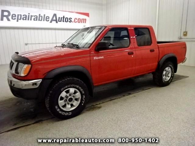 2000 Nissan Frontier **XE Repairable Hail Damage