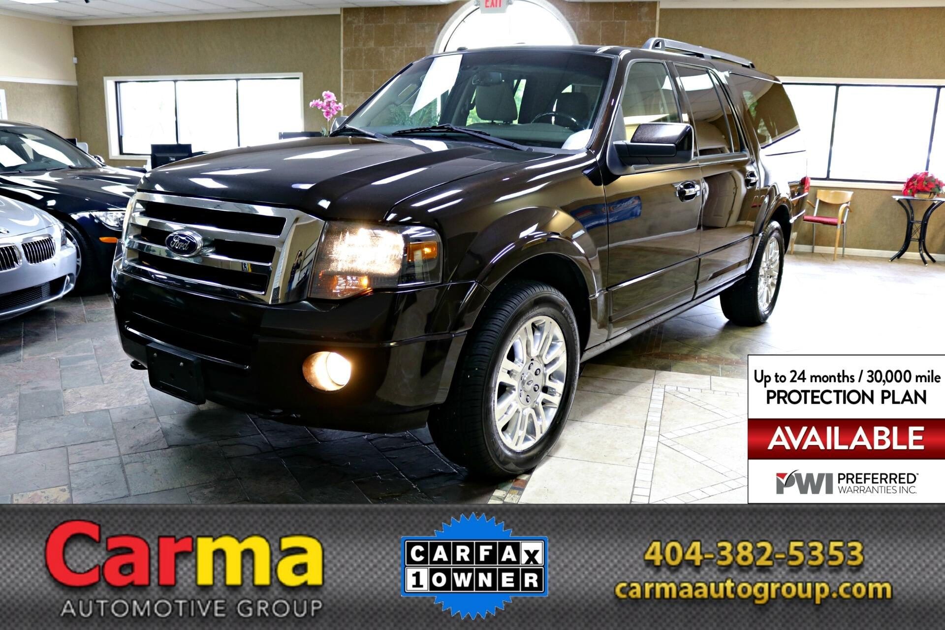 2014 Ford Expedition EL EL LIMITED