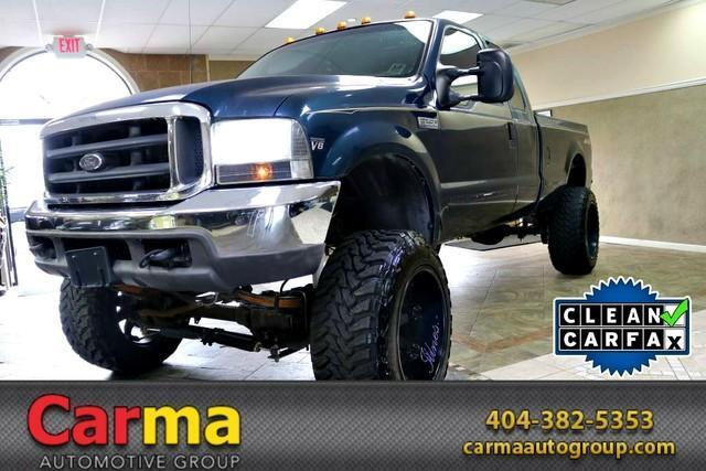"1999 Ford Super Duty F-250 4WD SuperCab 142"" Lariat"