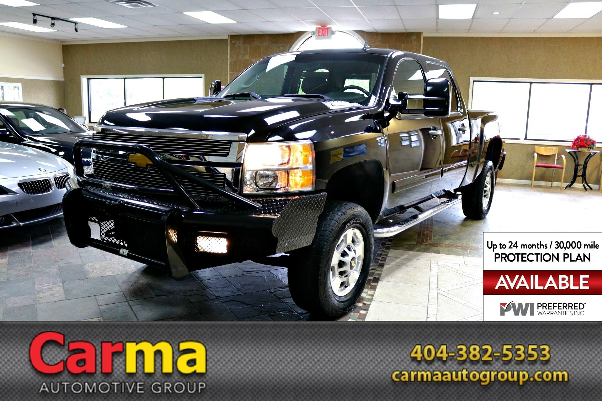 2013 Chevrolet Silverado 2500HD HEAVY DUTY LT