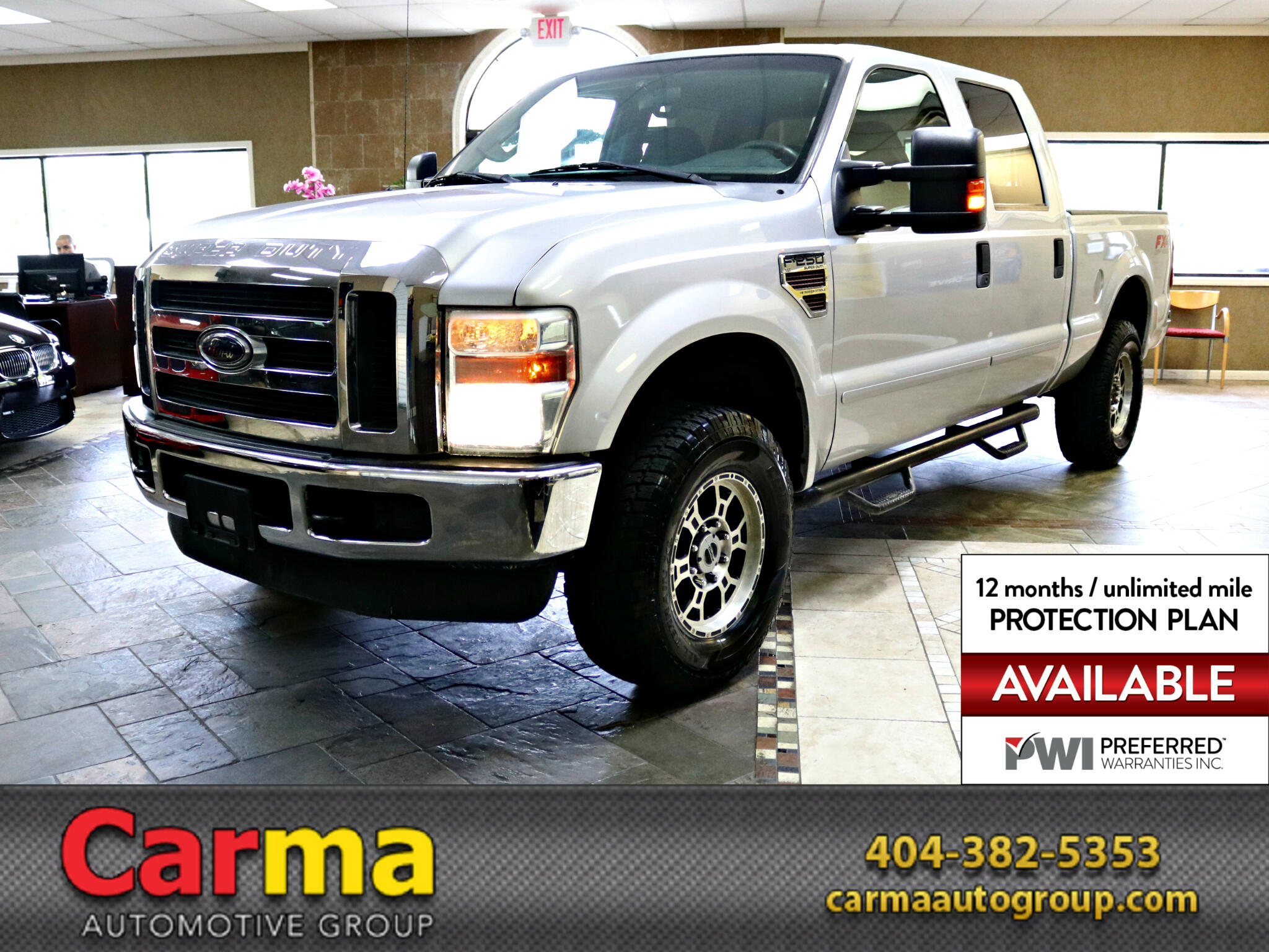 2010 Ford Super Duty F-250 4WD Crew Cab 156