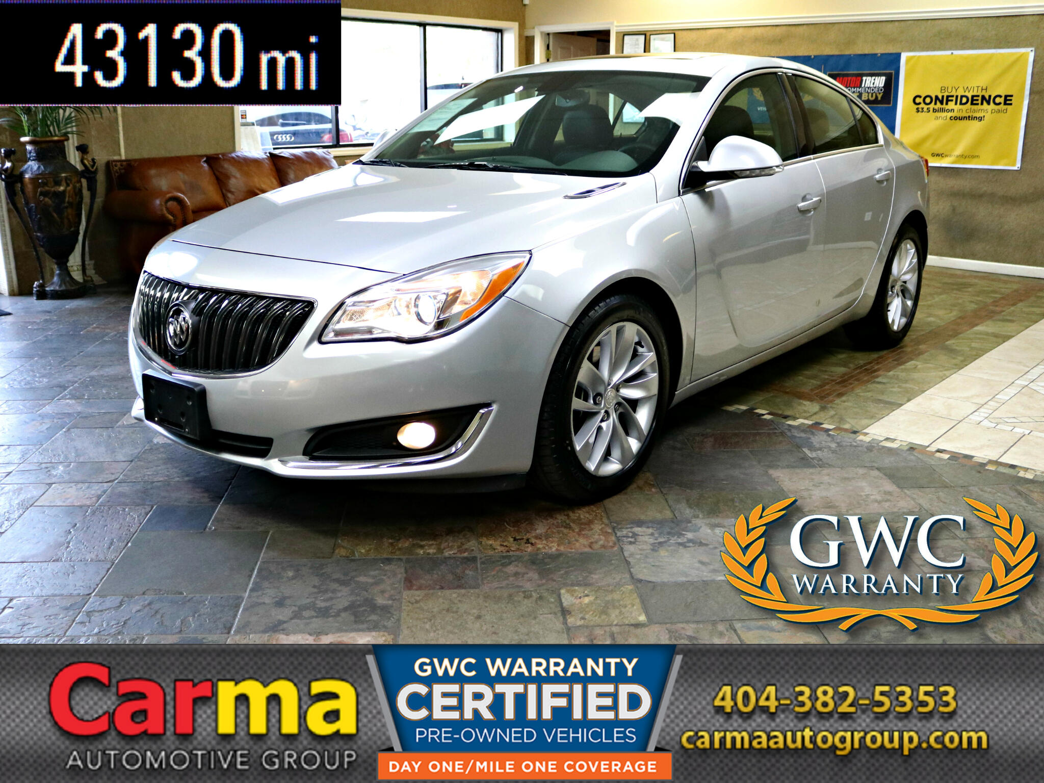 2014 Buick Regal 4dr Sdn GS