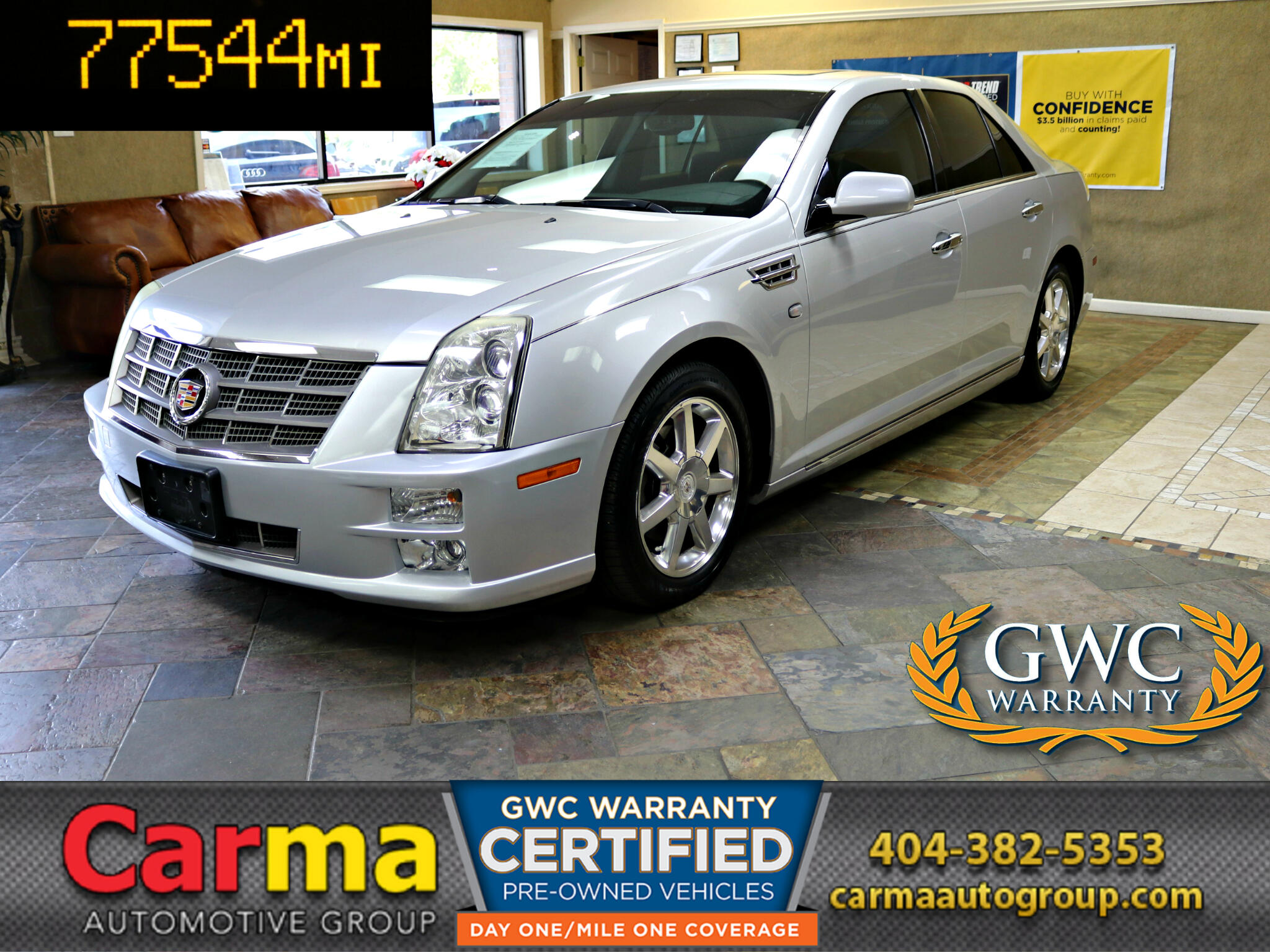 2010 Cadillac STS V6 Luxury
