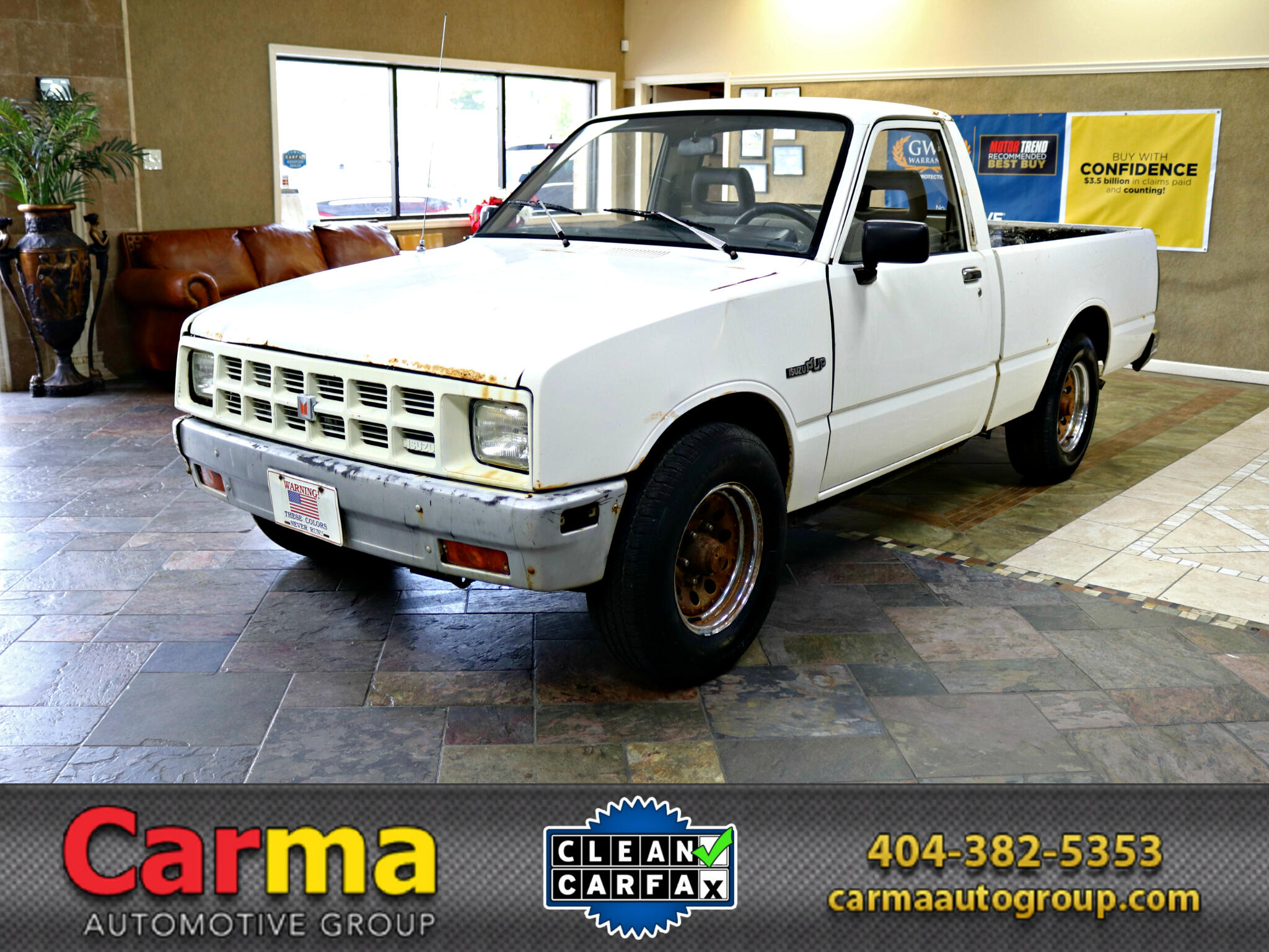 1985 Isuzu Pickup Regular Bed 2WD