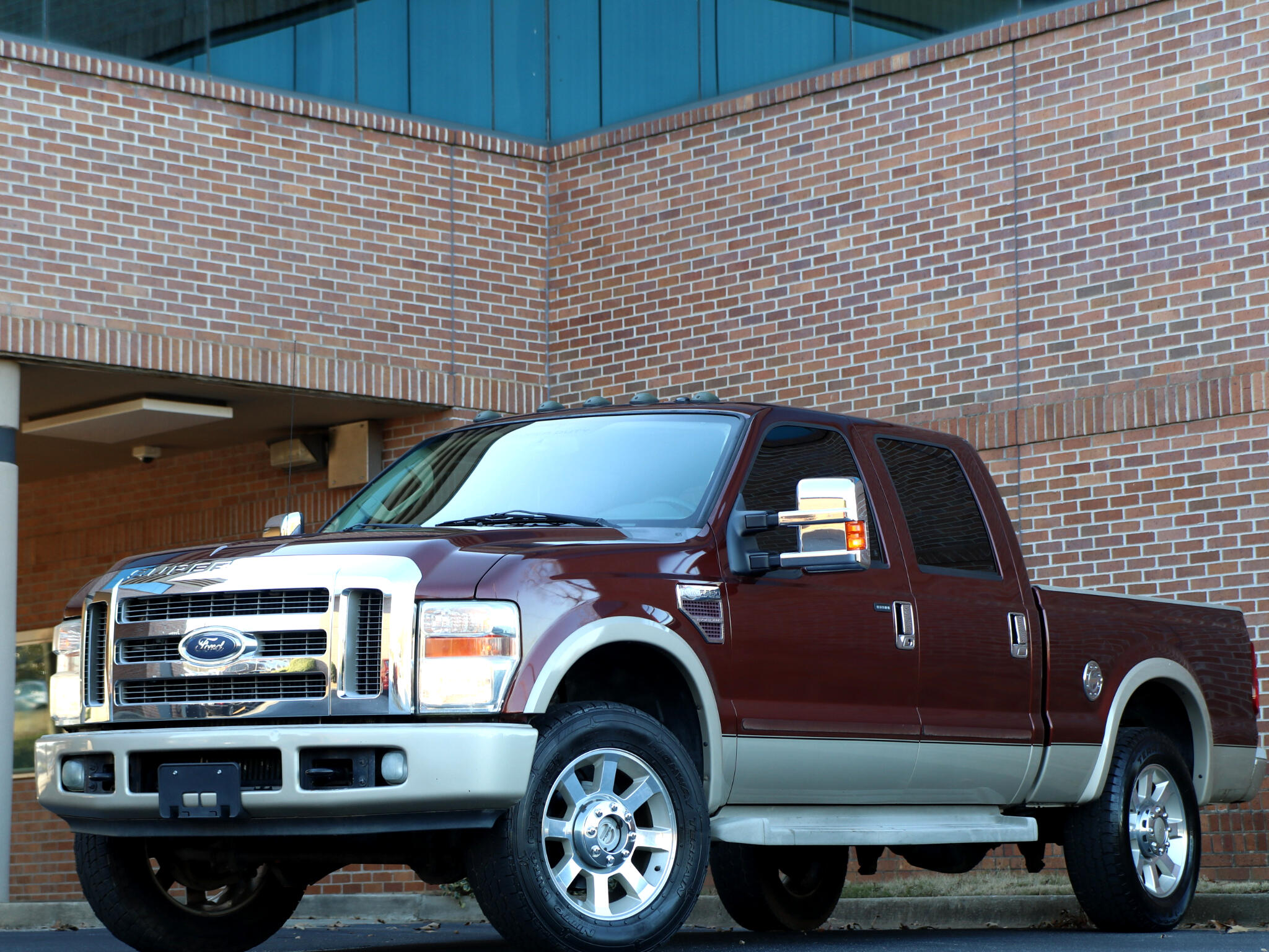 Ford F-250 SD King Ranch 4WD 2008