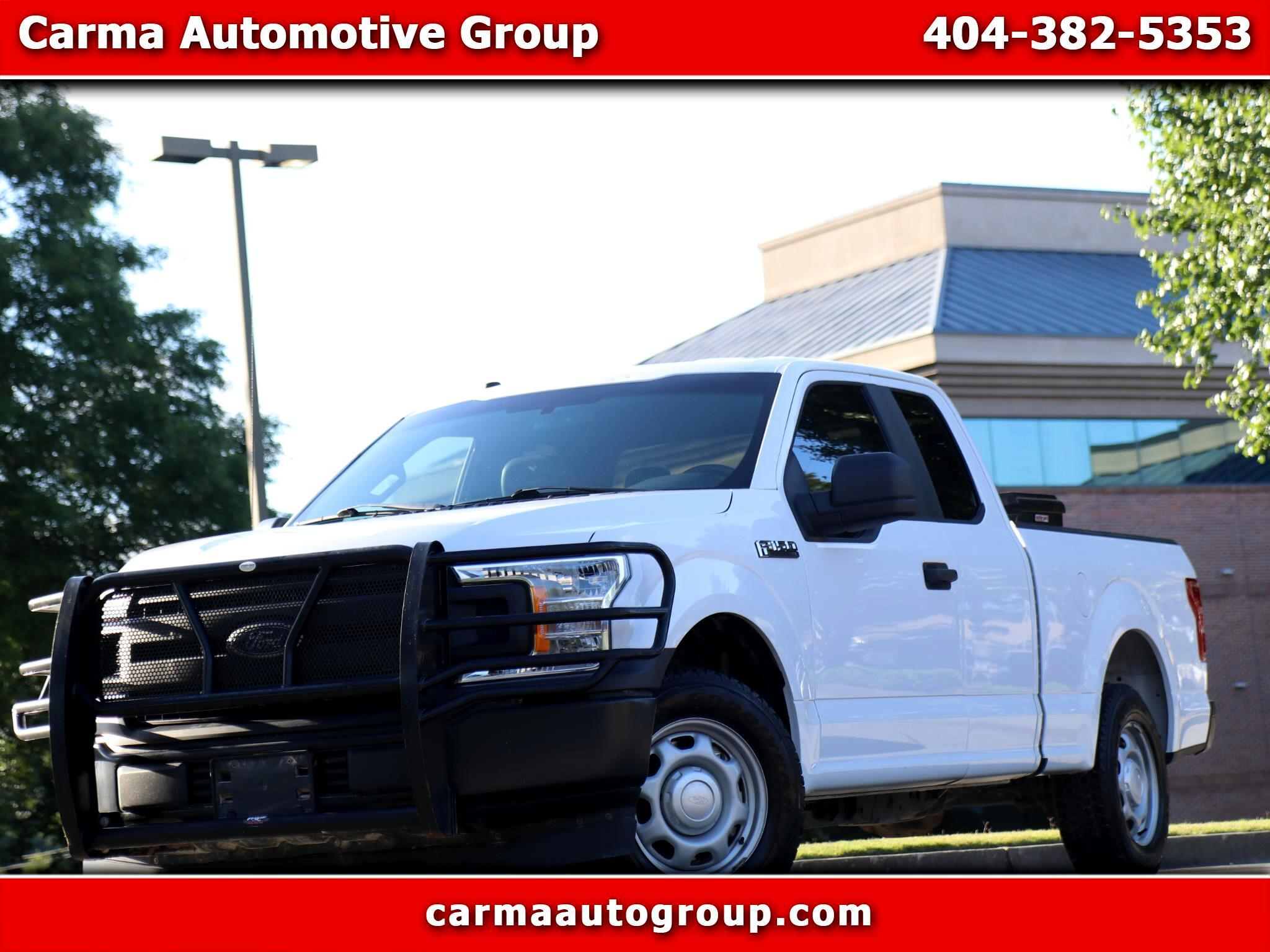 Ford F-150 XL SuperCab Short Bed 2WD 2018