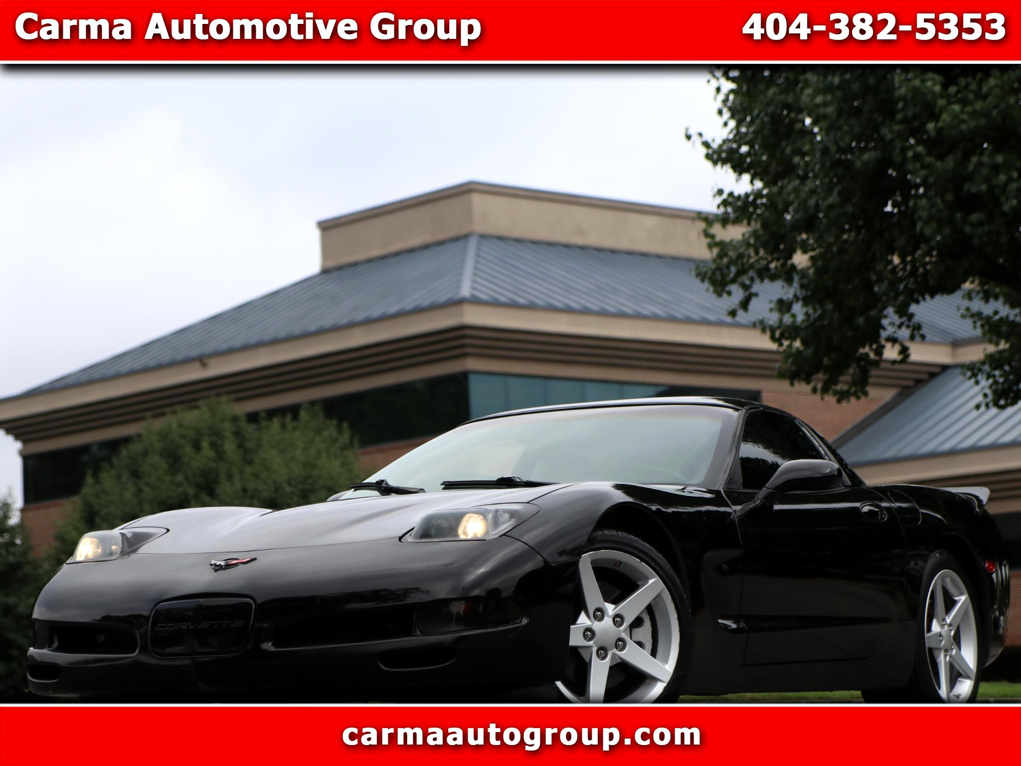 Chevrolet Corvette Coupe 1999
