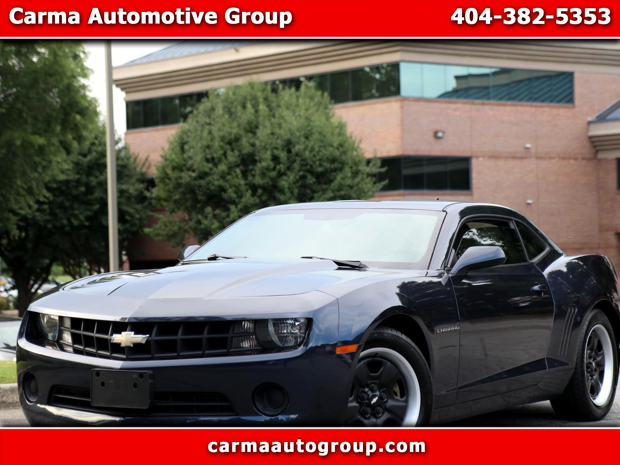 Chevrolet Camaro 1LS Coupe 2013