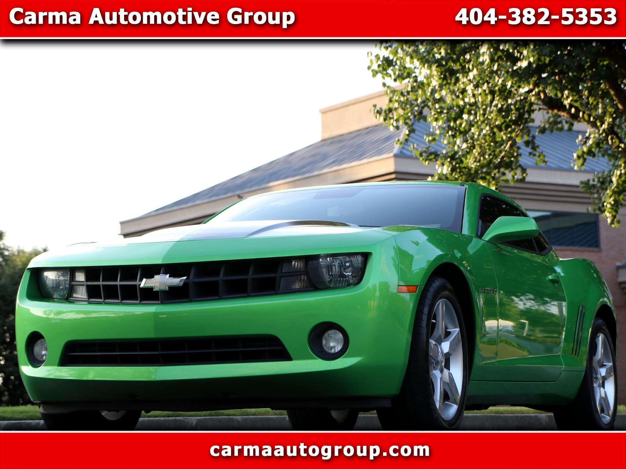 Chevrolet Camaro RS Coupe 2010