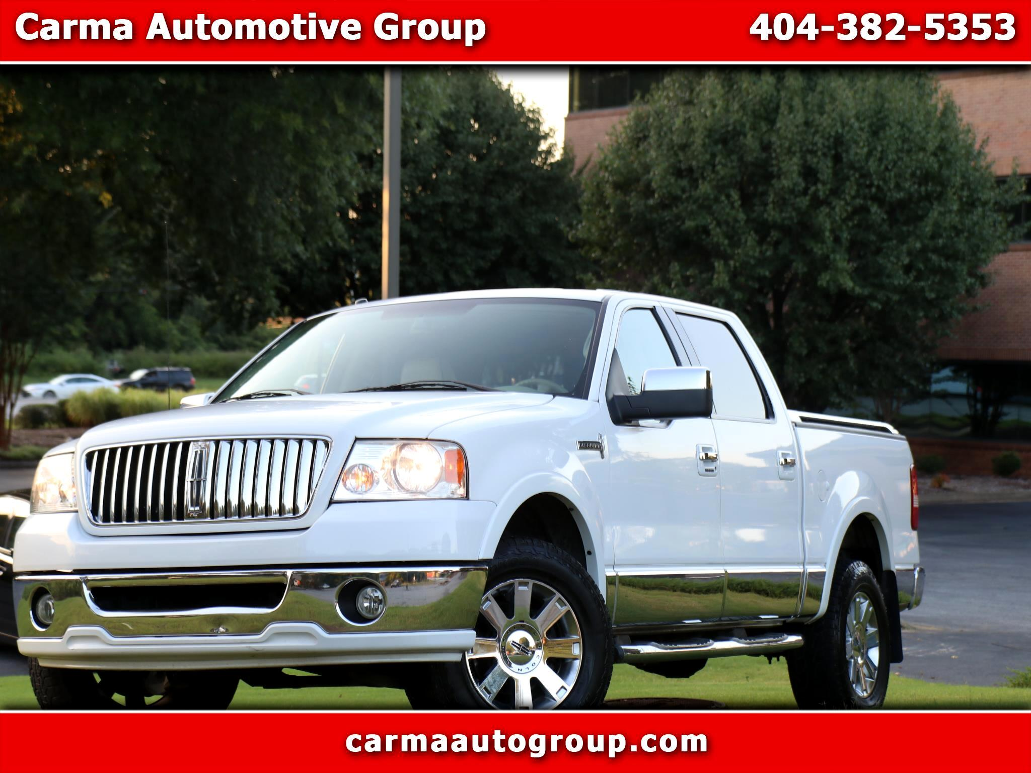 "Lincoln Mark LT 4WD Supercrew 139"" 2006"