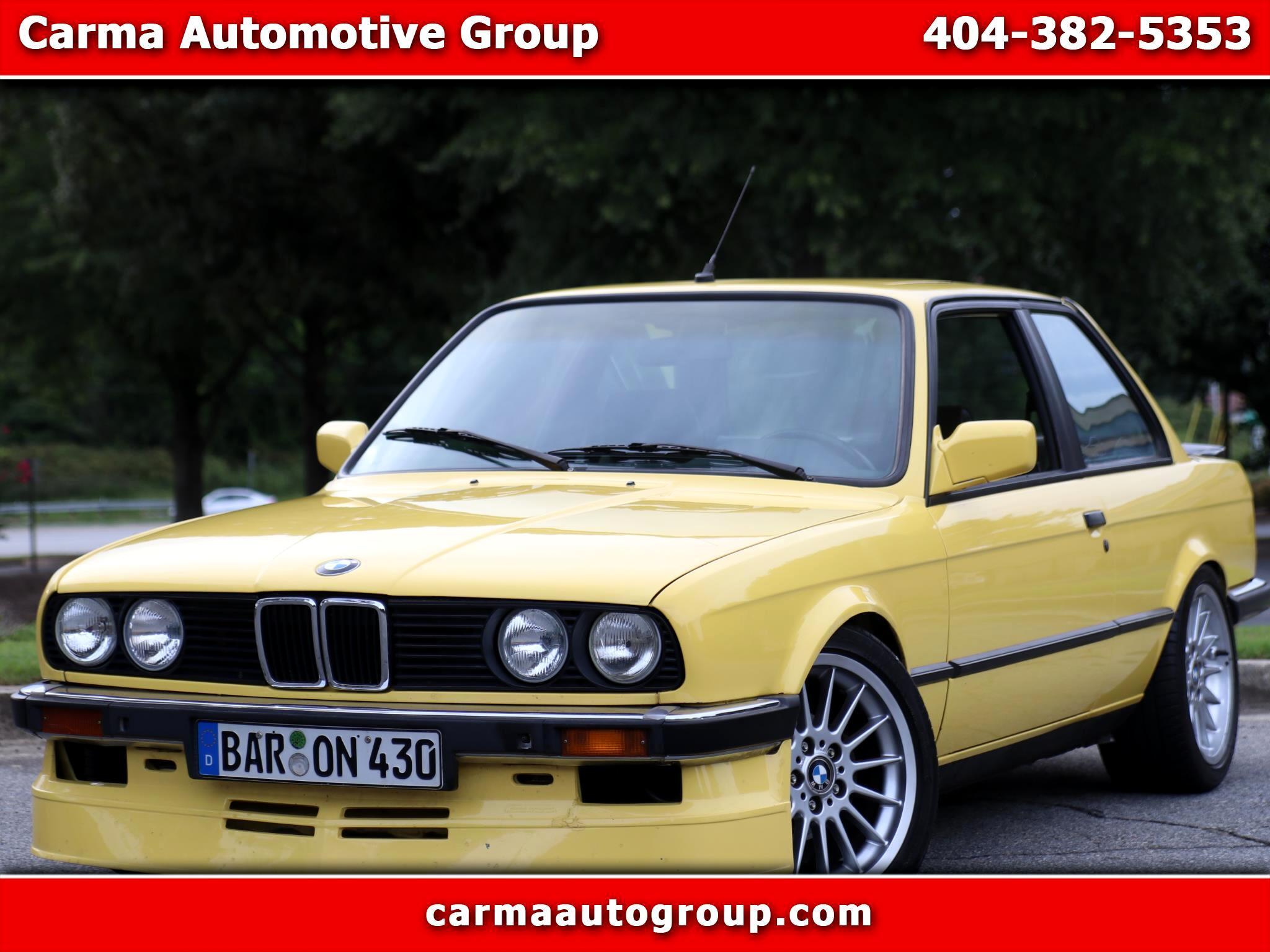 BMW 3-Series 318i 1984