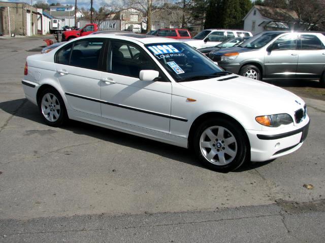 2003 BMW 3-Series 325i automatic