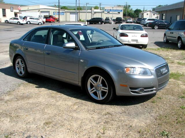 2006 Audi A4 2.0 T quattro with Tiptronic