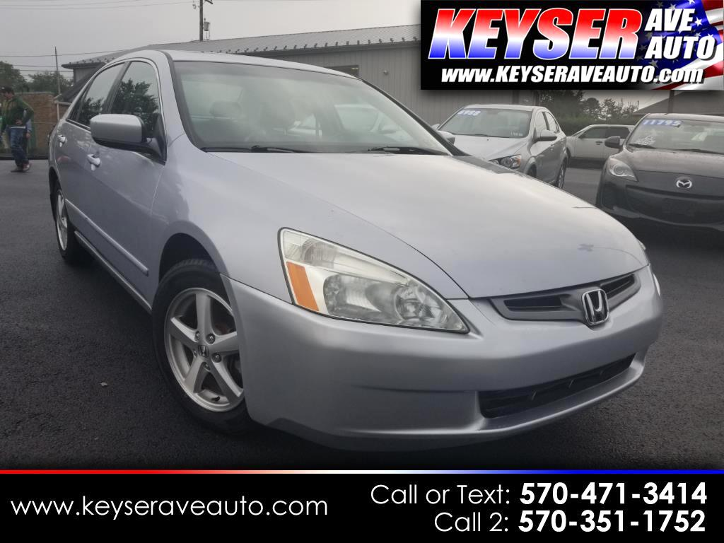 2004 Honda Accord EXL SEDAN
