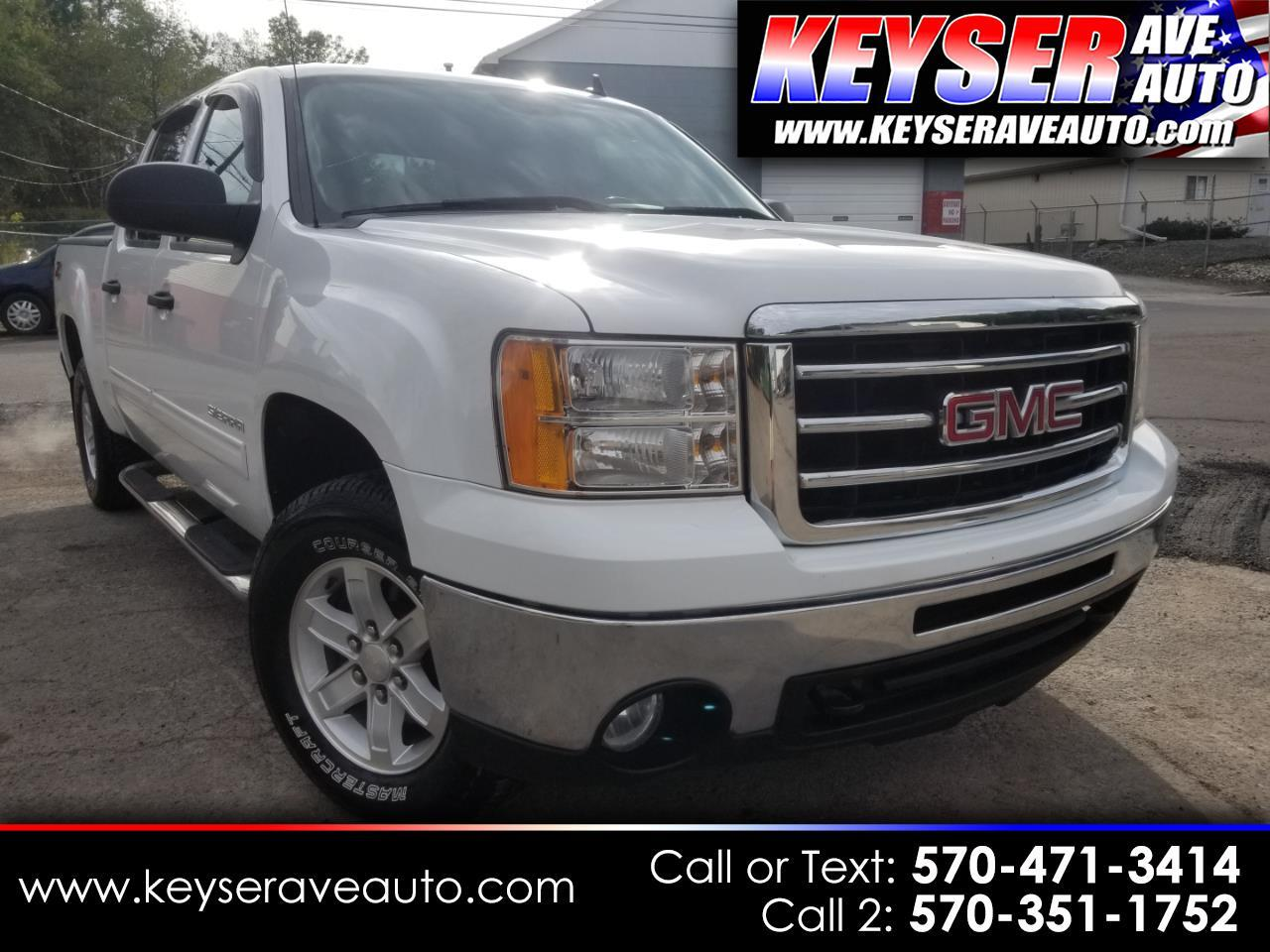 Used Cars For Sale Moosic Pa 18507 Keyser Avenue Auto Sales 2012 Gmc Terrain Fuel Filter Sierra 1500 Sle Crew Cab 4wd
