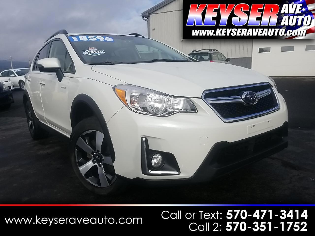 Subaru Crosstrek Hybrid Touring CVT 2016