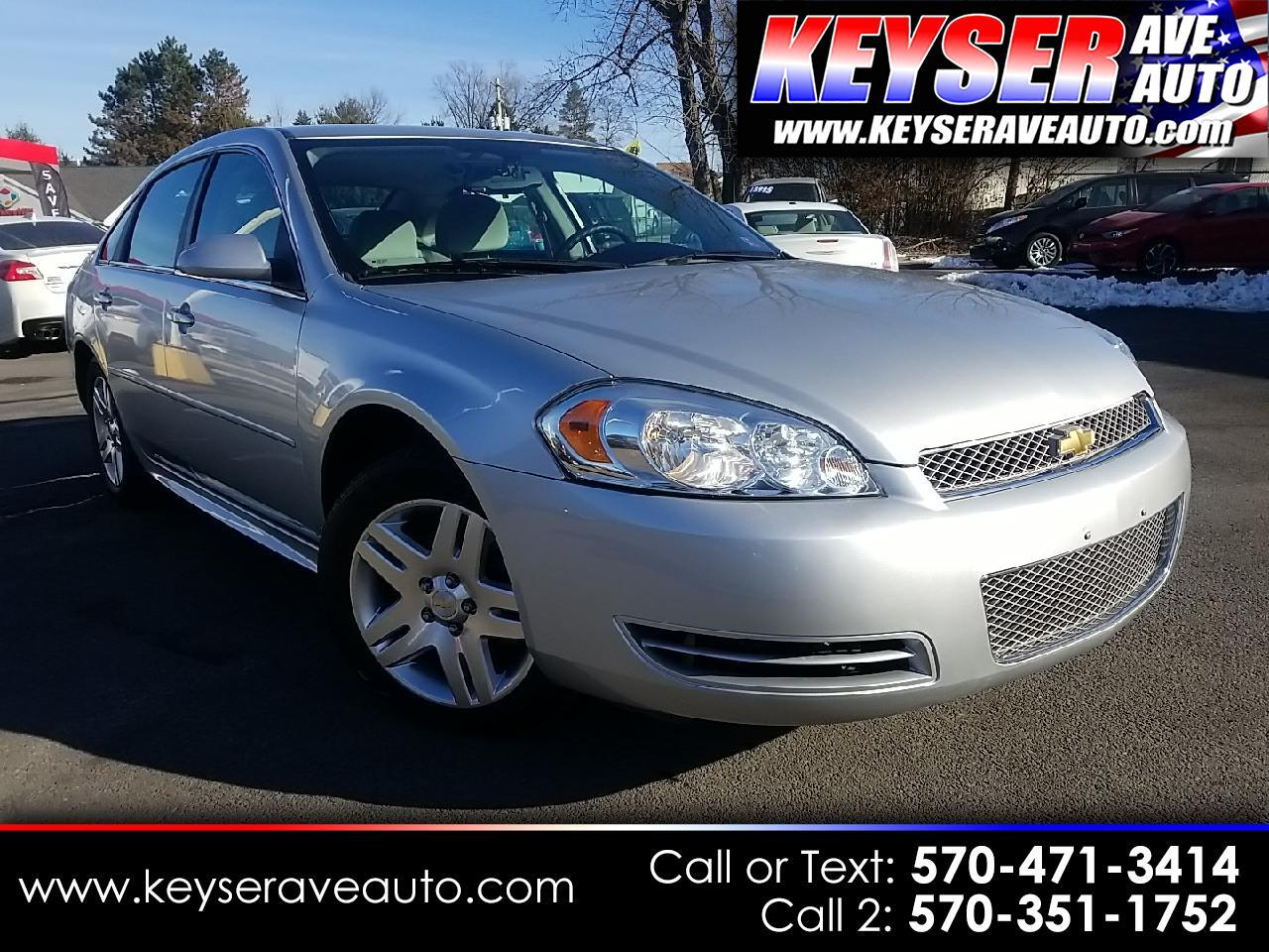 Chevrolet Impala Limited LT 2015