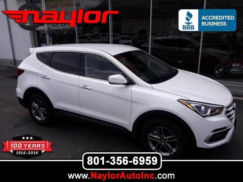 2018 Hyundai Santa Fe 2.4 L