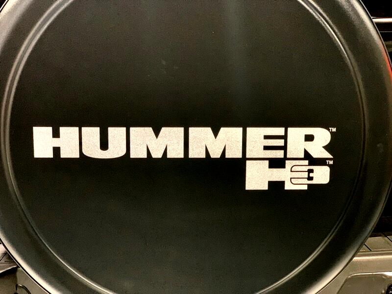 2006 HUMMER H3 Sport Utility