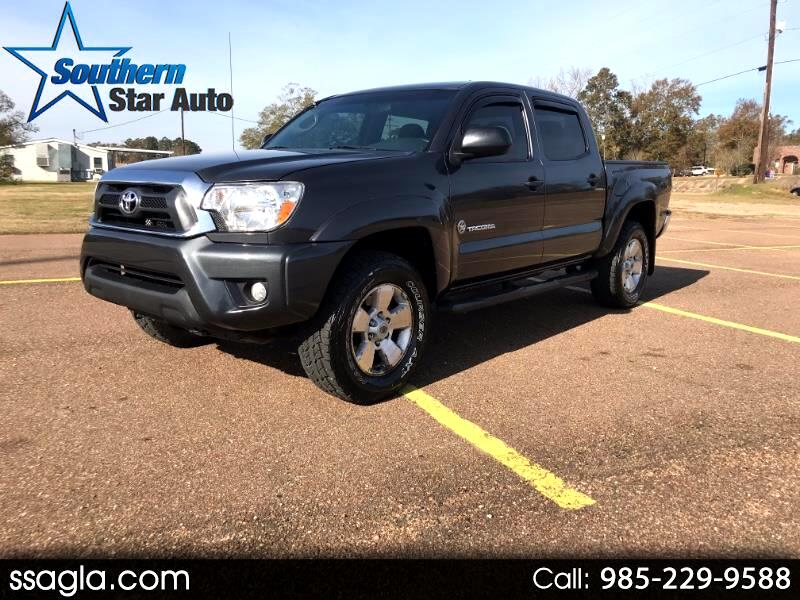 2014 Toyota Tacoma 2WD Double Cab I4 AT PreRunner (Natl)