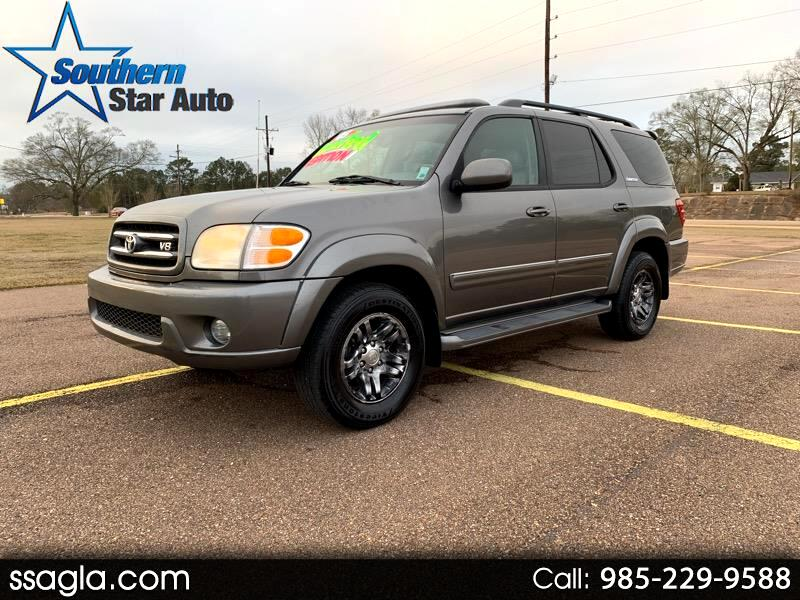 2003 Toyota Sequoia Limited 2WD