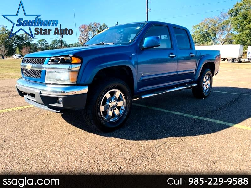 2009 Chevrolet Colorado Z71 Crew Cab 2WD Short Box