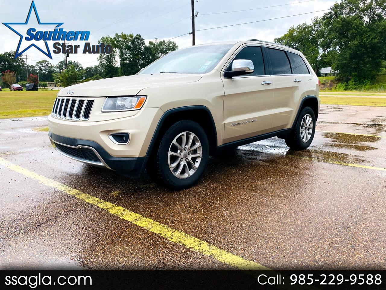 Jeep Grand Cherokee 2WD 4dr Limited 2014
