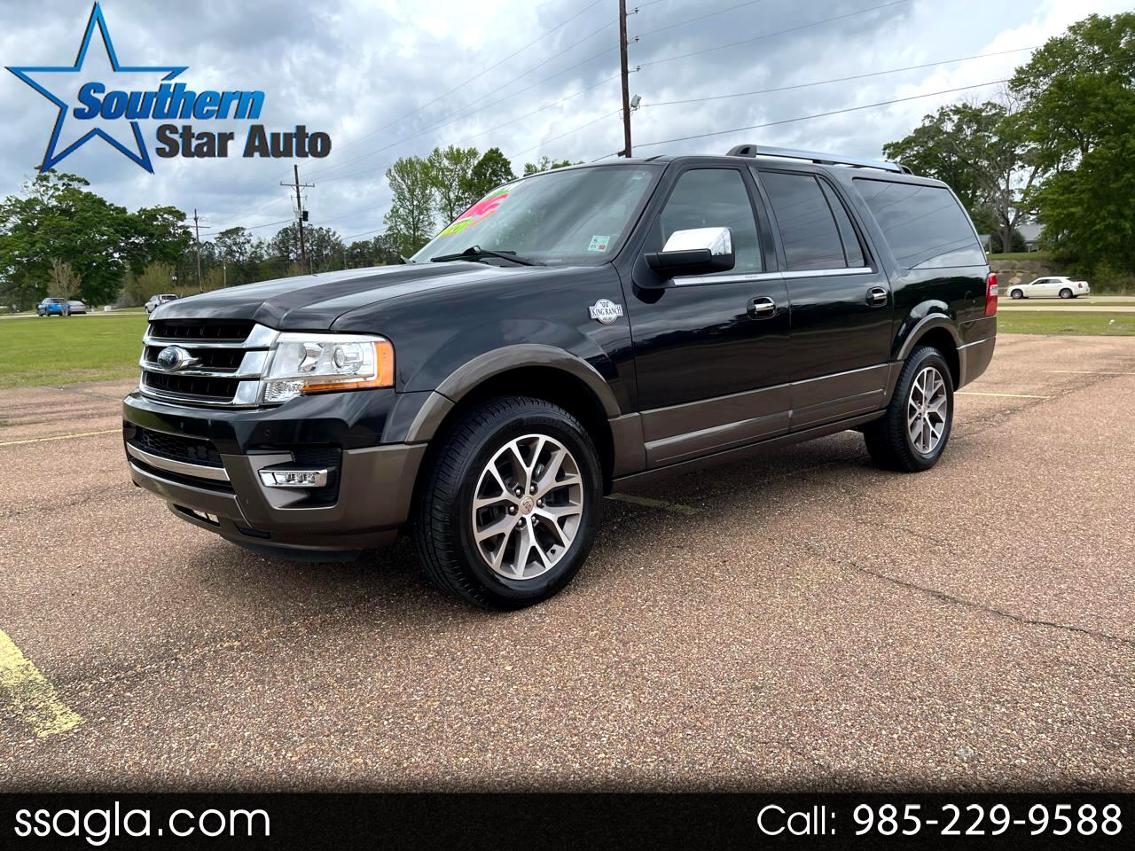 Ford Expedition EL King Ranch 2WD 2015