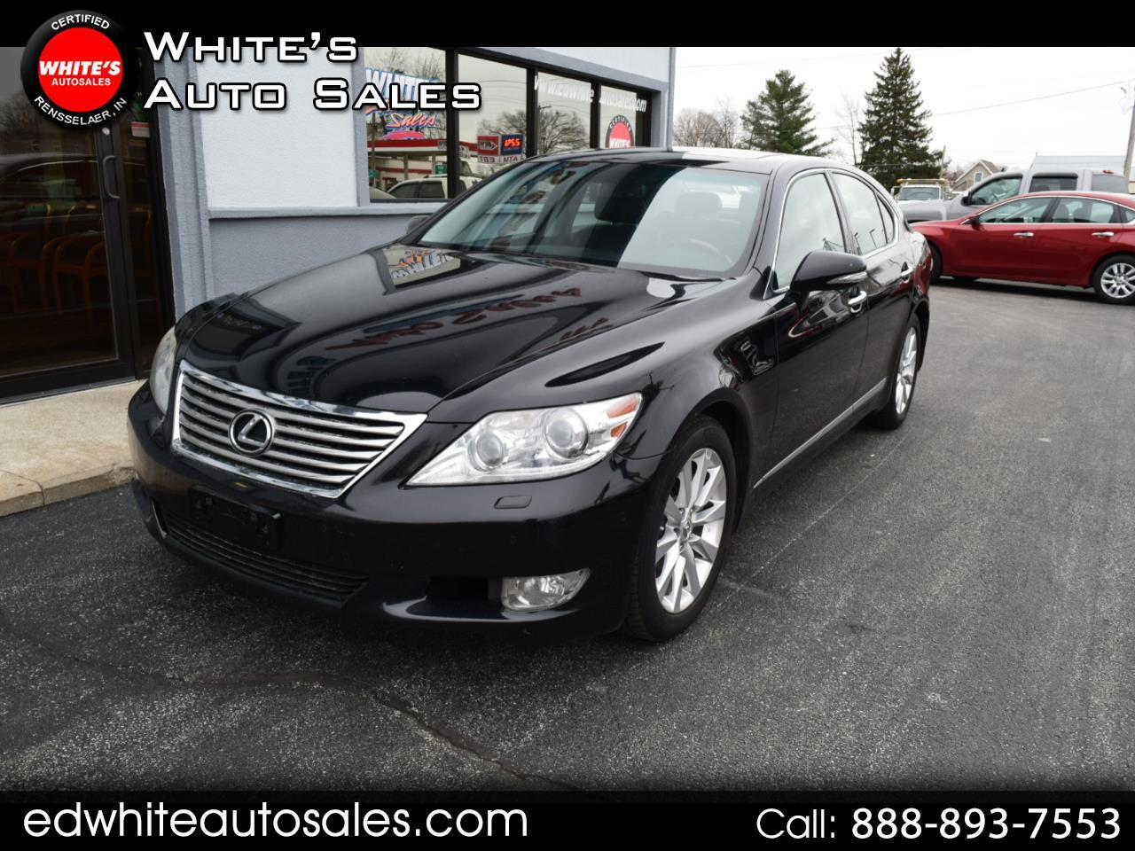 2012 Lexus LS 460 Luxury Sedan AWD