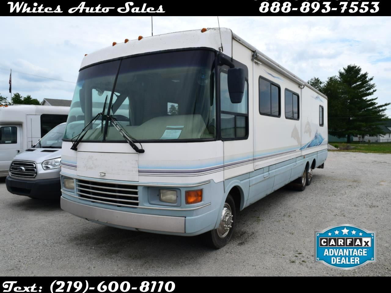 Ford Super Duty F-550 Motorhome  1999