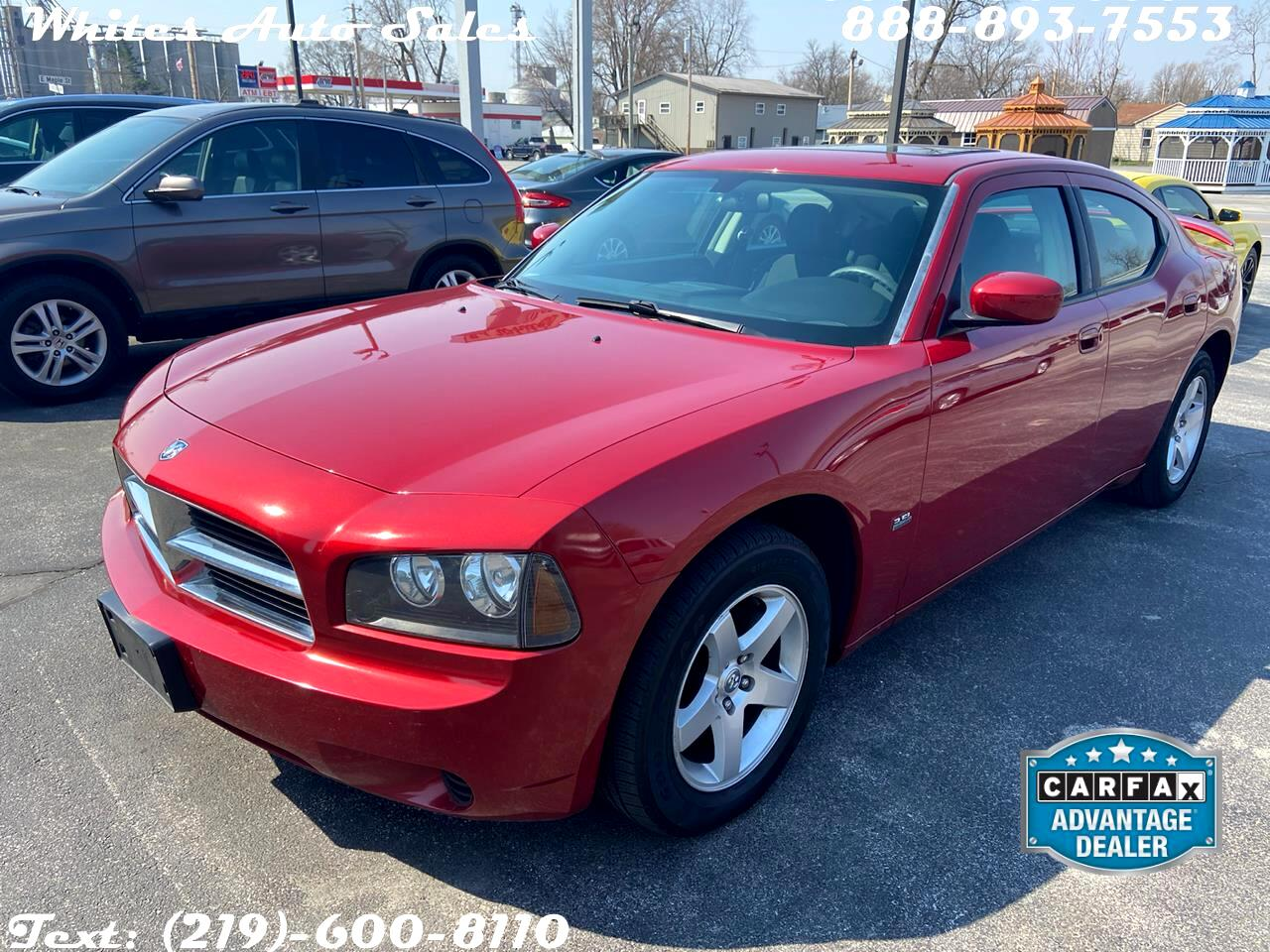 Dodge Charger 4dr Sdn 3.5L RWD 2010