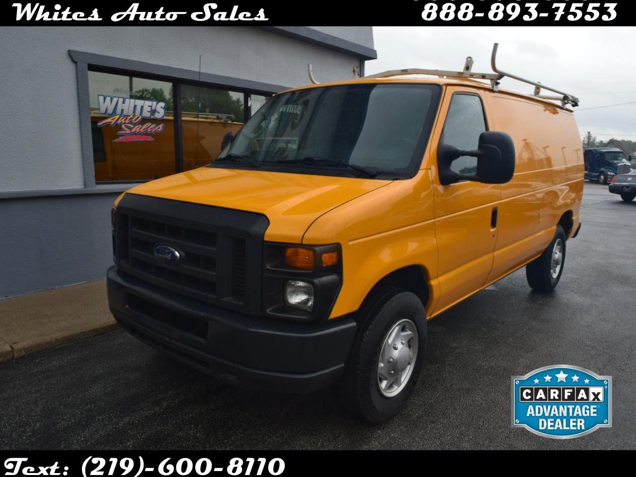 Ford Econoline Cargo Van E-250 Recreational 2014