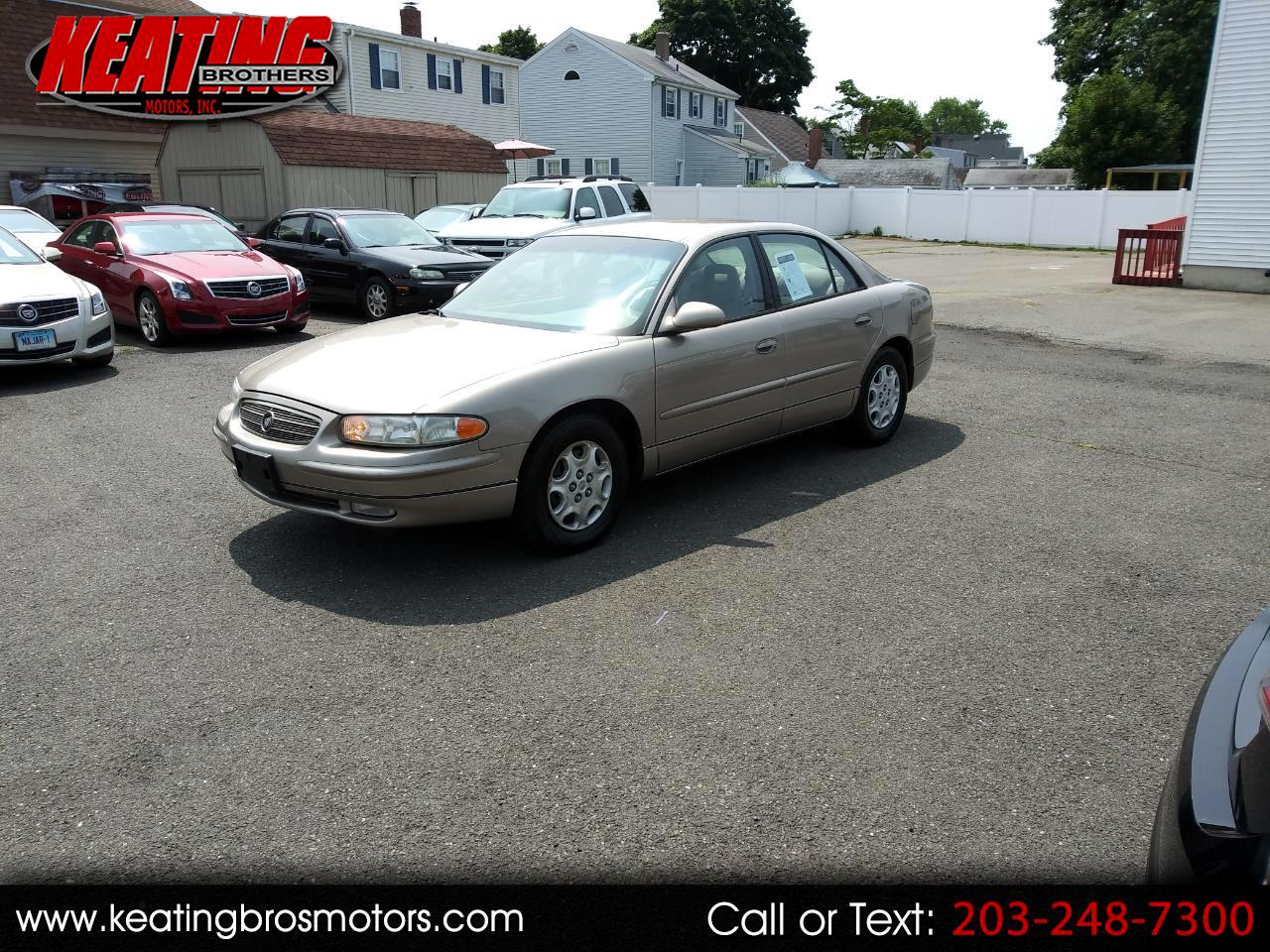 2002 Buick Regal 4dr Sdn LS
