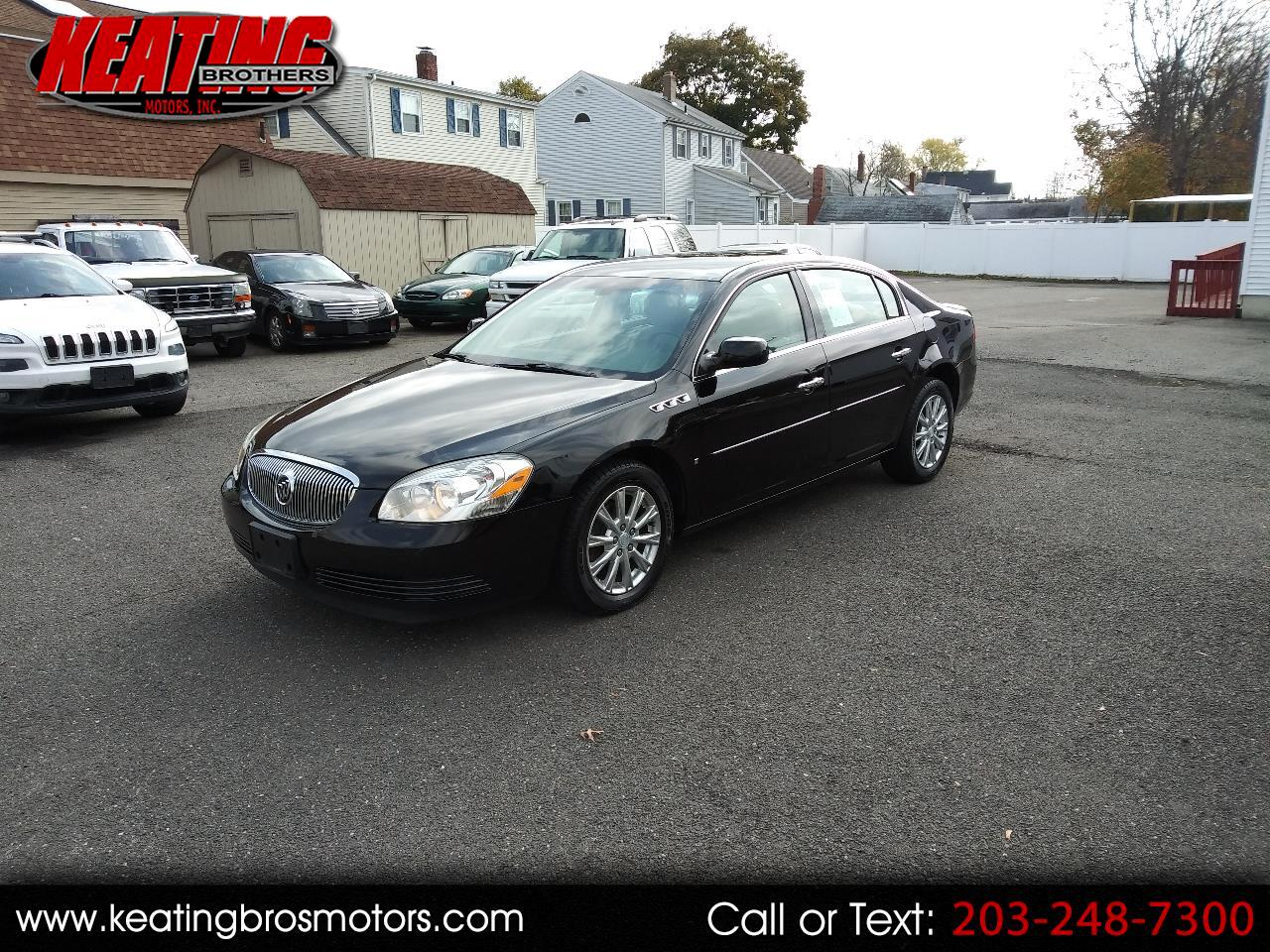 Buick Lucerne 4dr Sdn CXL 2009