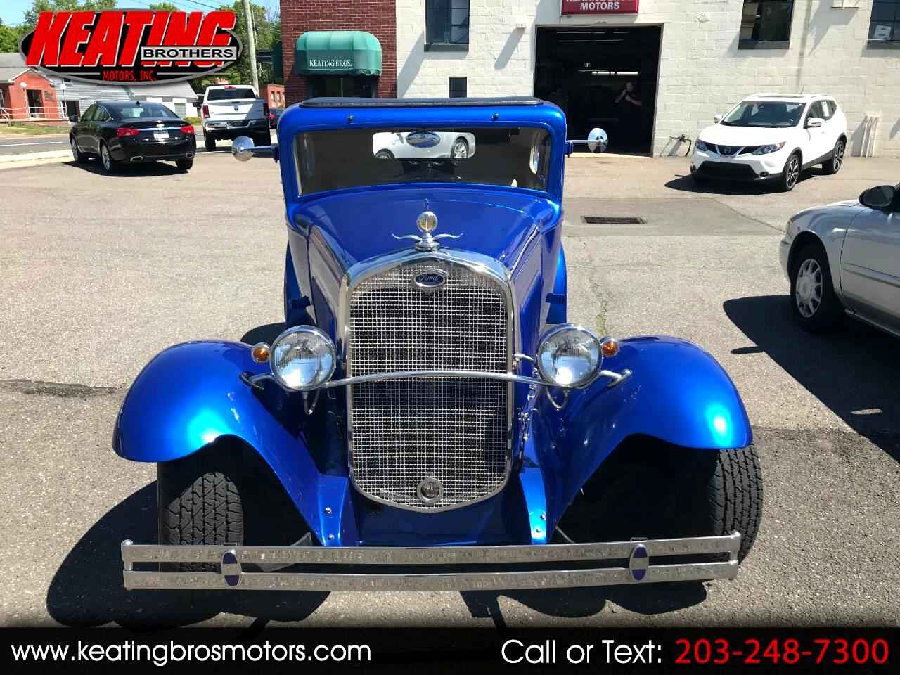 Ford Model A  1930