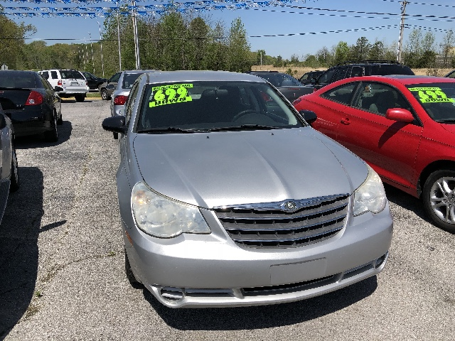 used 2010 chrysler sebring sedan touring for sale in. Black Bedroom Furniture Sets. Home Design Ideas