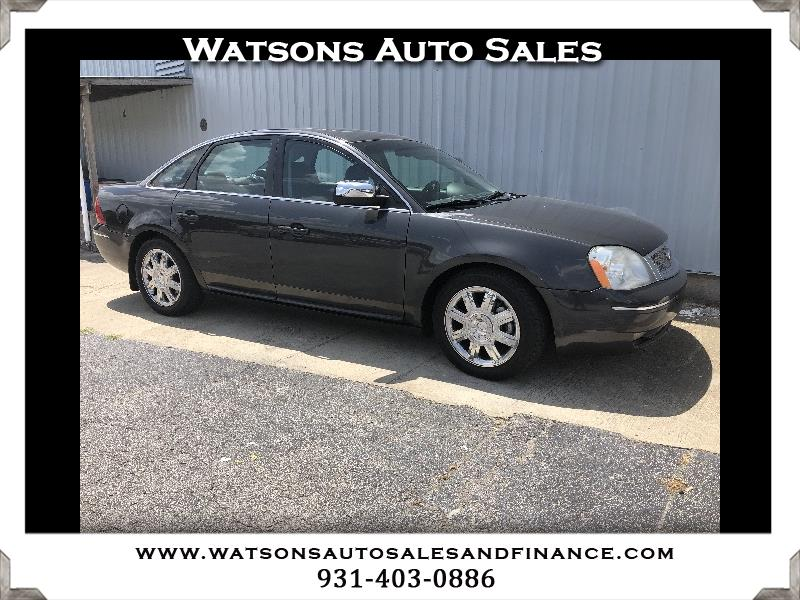 2007 Ford Five Hundred Limited FWD